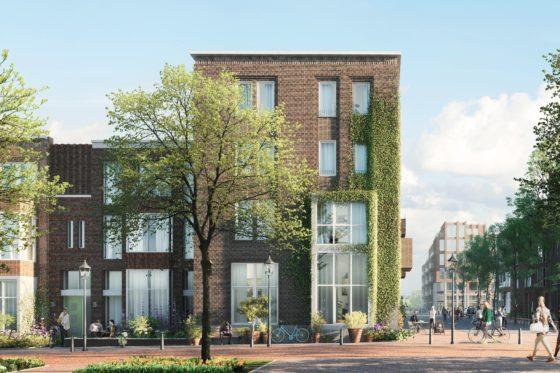 Hurks bouwt woningen in leidsche rijn centrum oost vastgoedmarkt