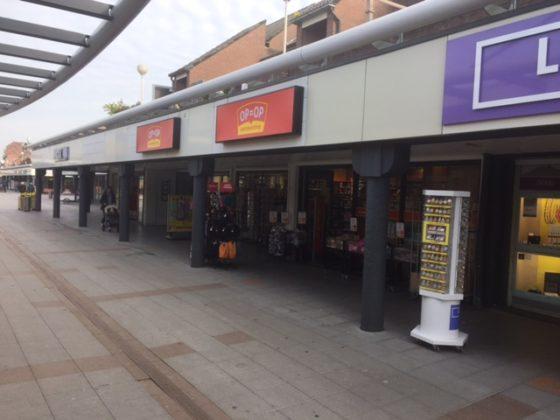 Specsavers verhuist in Veldhoven