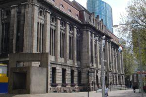 Voormalig postkantoor Rotterdam krijgt hoge woontoren