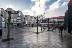 Broederenplein in Deventer is in slaap gedommeld