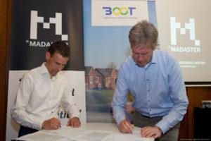 Boot sluit partnerovereenkomst met Madaster
