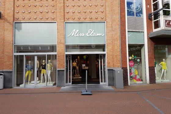 Miss Etam Huurt Winkel In Spijkenisse Vastgoedmarkt