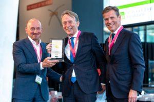 Wienke Bodewes ontvangt ULI NL Award 2018