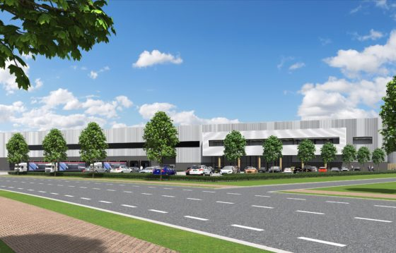 Heylen bouwt DC voor Stelrad & Henrad Avantis Heerlen
