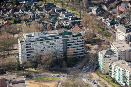 Woningen in leeg stadskantoor Apeldoorn