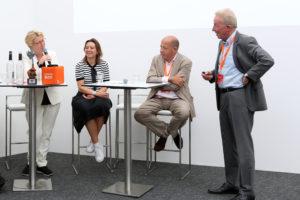 Paneldebat met Anneke de Vries, Brigit Gerritse en Huib Boissevain onder leiding van Pieter Affourtit
