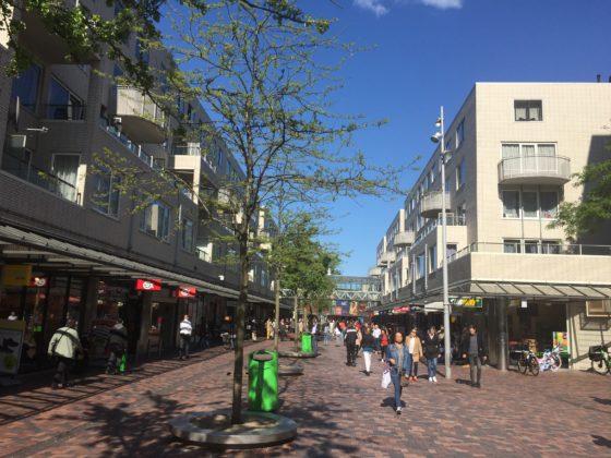 CBRE GI gispt 40-40-20-regel voor sociale wijken
