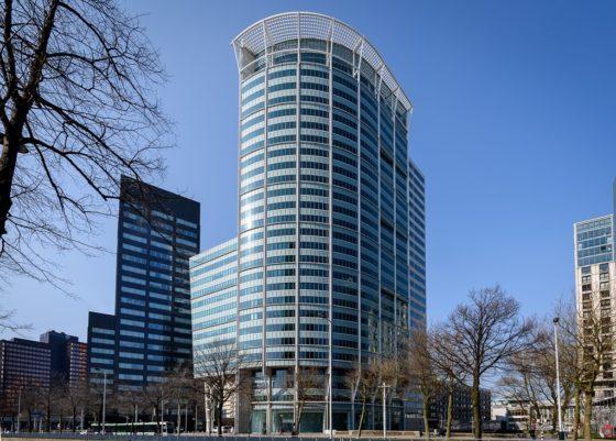Goldman Sachs koopt Blaak 555 van KanAm
