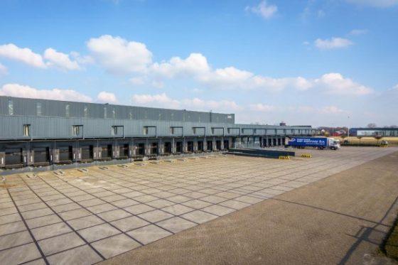 DHG verhuurt 21.000 m2 logistiek in Breda