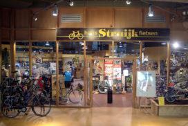 Vijf fietsenwinkels Hans Struijk dicht