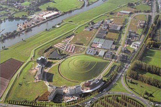 Giesbers bouwt kantoor voor Bevaplast in Arnhem