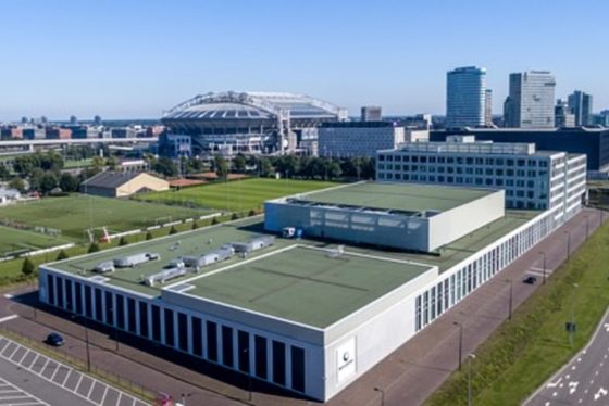 Endemol Shine verlengt huur in Amsterdam Zuid-Oost