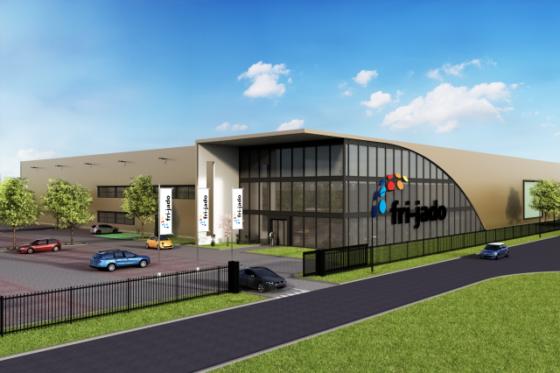 Fri-Jado huurt 17.834 m2 in Roosendaal