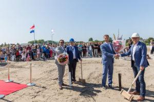 Noordwijk krijgt 750 nieuwe woningen