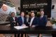 Ondertekening contract robbert van dijk a.s.r. real estate en rob groenendijk jcs1 80x53