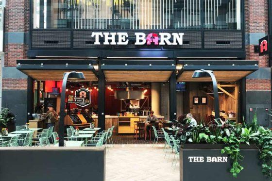 Biologische fastfoodketen The Barn failliet
