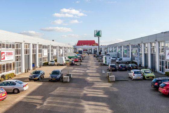 Clinium huurt bedrijfsruimte in Amsterdam-Zuidoost