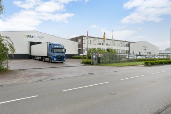 Van Giersbergen huurt 10.282 m2 logistiek in Kerkrade