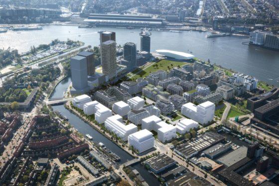 De Nijs bouwt 290 woningen Aan het IJ