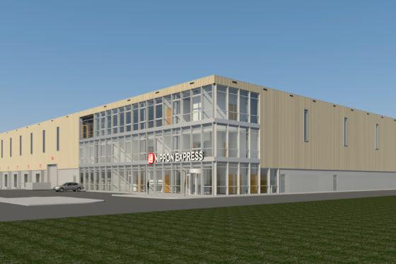 Nippon huurt 32.600 m2 logistiek in Rotterdam