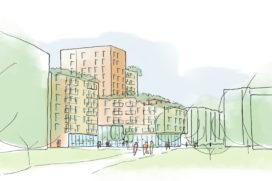 Wonam ontwikkelt woningproject Haarlem