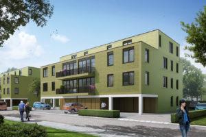 Concito koopt 24 appartementen in Almere Poort