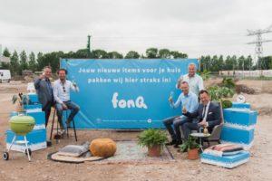 Somerset ontwikkelt distributiecentrum FonQ in Utrecht