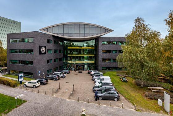 Merkspace huurt 3.435 m2 kantoor in Amstelveen
