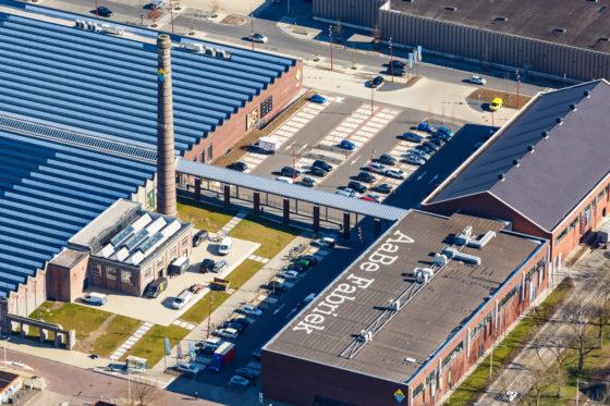 Perry Sport huurt 1.600 m2 in AaBe-fabriek