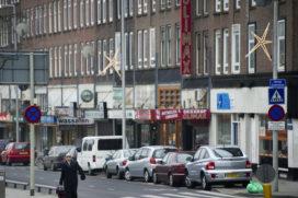 Sloop en nieuwbouw  in Tweebosbuurt Rotterdam