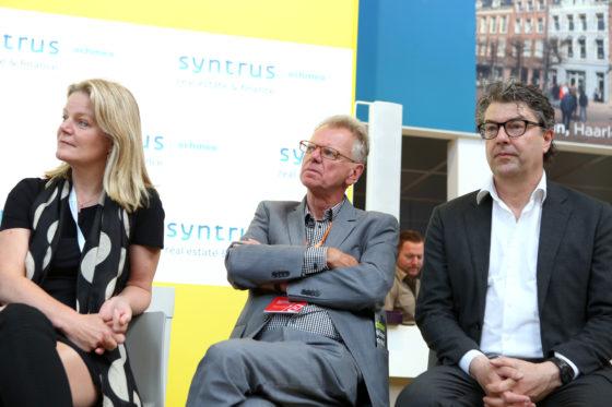 Juryleden Nicole Maarsen, Friso de Zeeuw en Paul de Ruiter