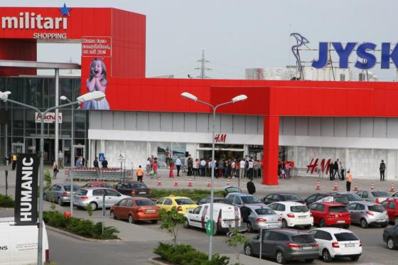 Atrium rondt verkoop Roemeens winkelcentrum af