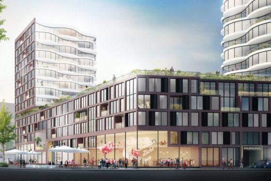 AM ontwikkelt eerste woningproject Feyenoord City