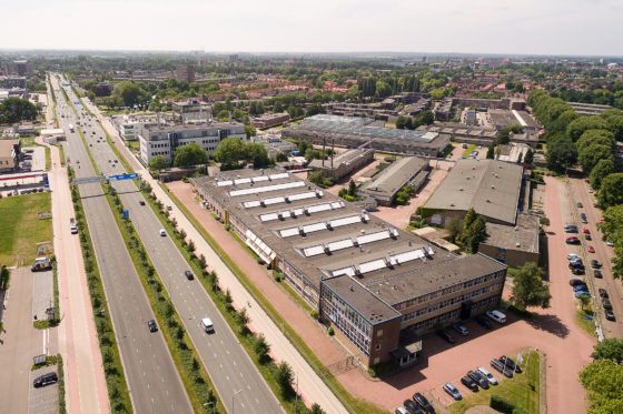 Meg Projects koopt industrieel complex in in Zwolle