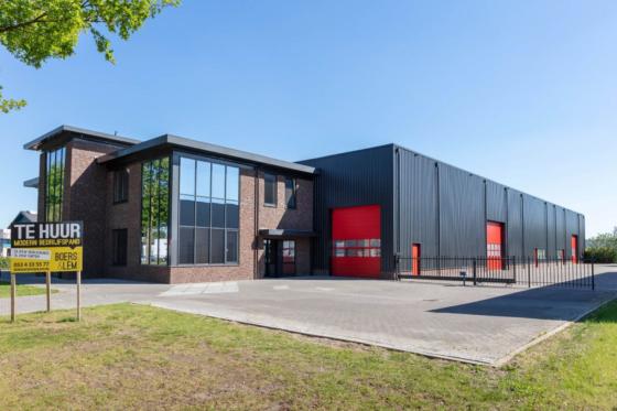 Leger des Heils huurt bedrijfsruimte in Enschede