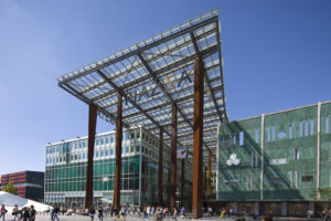 PwC naar Piazza Offices Eindhoven.