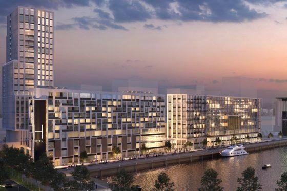 Luxemerk Accor opent hotel Rijnhaven