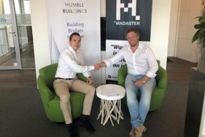 HumbleBuildings partner Madaster