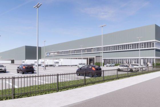Bedrijfscomplex Koddeweg Hoogvliet geheel verhuurd