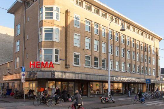 Kroonenberg koopt Hema-panden van Crossroads