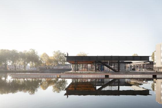 Civic Architects wint ontwerpopdracht van Synchroon