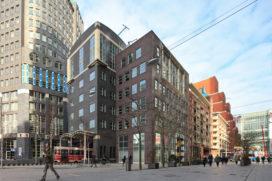 Merin beheert kantoren in centrum Den Haag