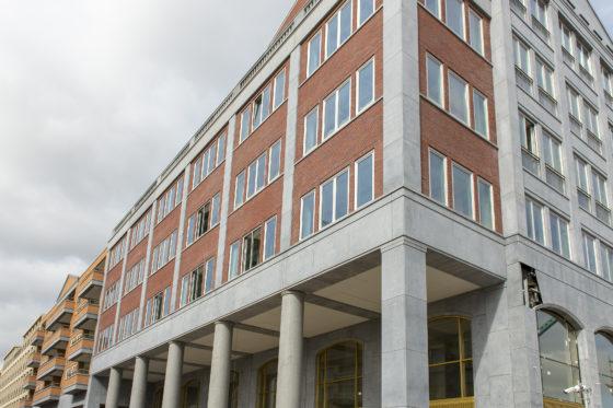 Significant huurt 1.130 m2 kantoor in LRC