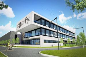 Somfy Nederland verhuist naar De President in Hoofddorp
