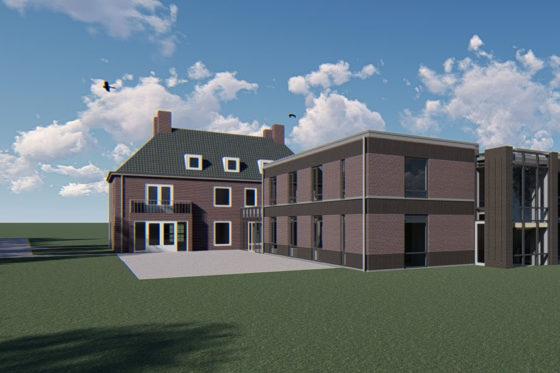 Aedifica koopt complex zorgwoningen Sorghuys Tilburg