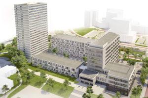 KKR en Round Hill kopen voormalig Oudenrijn Ziekenhuis