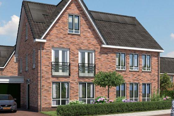 Janssen de Jong ontwikkelt 91 woningen in Westergouwe