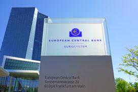 Europese banken somberen over lage rentes