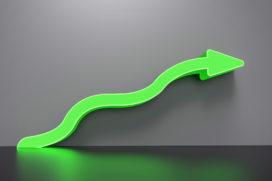 Stijging huurprijs vrije sector vlakt af