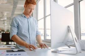 Lichte daling ondernemersvertrouwen